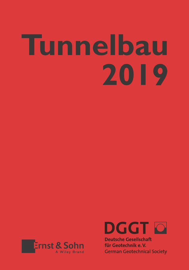 Deutsche Gesellschaft für Geotechnik e.V. / German Geotechnical Society Taschenbuch für den Tunnelbau 2019 pascal florczyk marketing in der fitnessbranche preismanagement kooperationen strategische analysemethoden corporate identity und digitalisierung