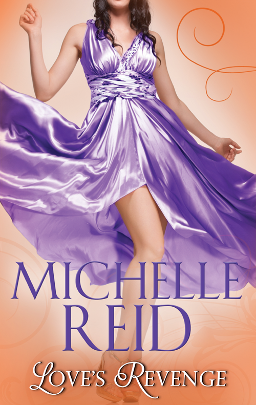 Michelle Reid Love's Revenge The Italian's Revenge  A Passionate Marriage  The Brazilian's Blackmailed Bride