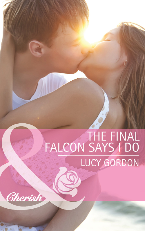 Lucy Gordon The Final Falcon Says I Do carole buck annie says i do