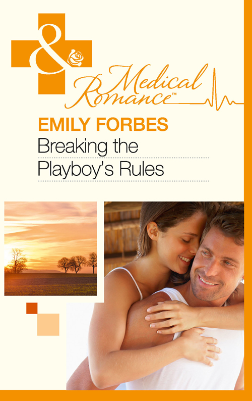 Emily Forbes Breaking The Playboy's Rules