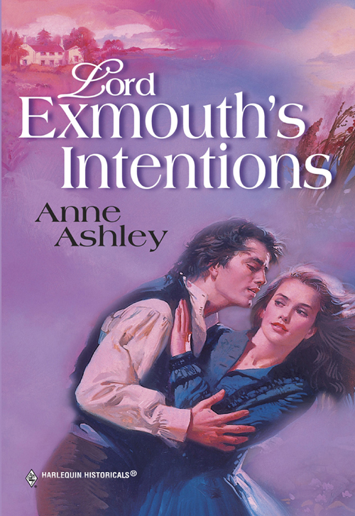 ANNE ASHLEY Lord Exmouth's Intentions anne ashley lord exmouth s intentions
