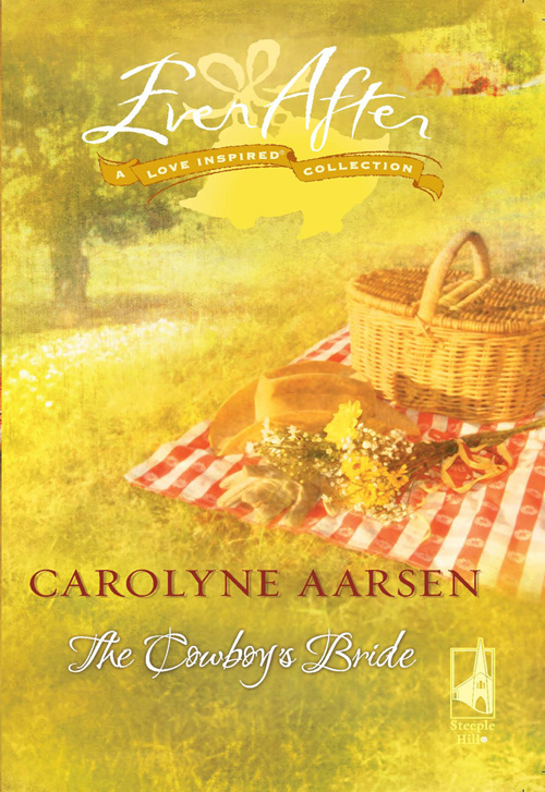 Carolyne Aarsen The Cowboy's Bride rebecca flanders wolf in waiting