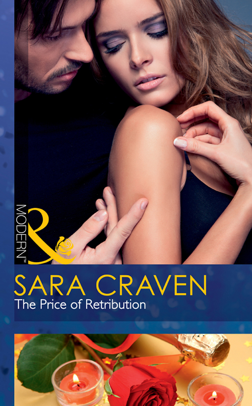 Sara Craven The Price of Retribution sara craven innocent on her wedding night