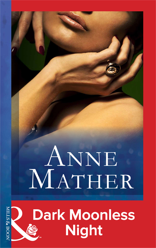 Anne Mather Dark Moonless Night anne mather monkshood