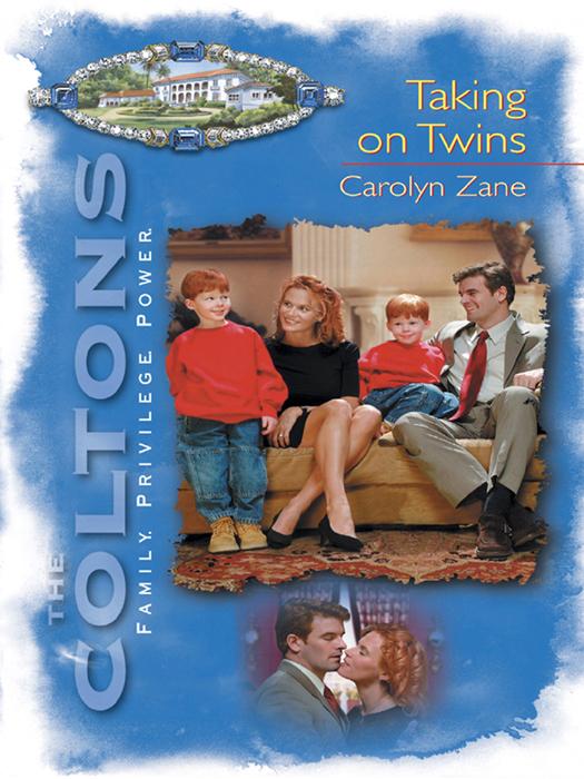 Carolyn Zane Taking On Twins keyhole футболка