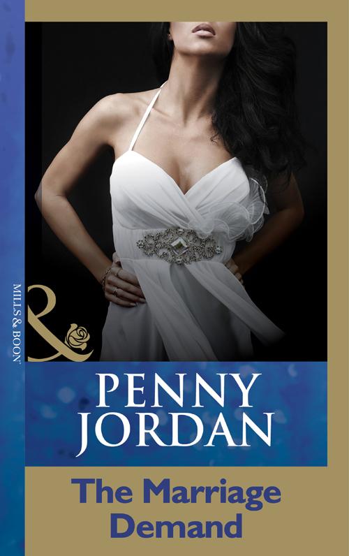 PENNY JORDAN The Marriage Demand penny jordan the marriage demand
