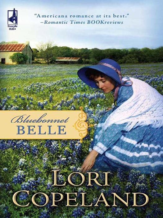 Lori Copeland Bluebonnet Belle trouble showed the way – women men