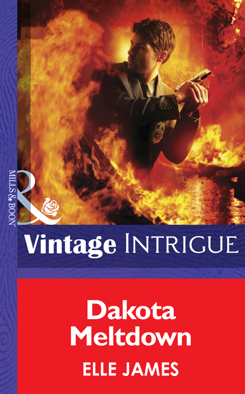 Elle James Dakota Meltdown double clutch a brenna blixen novel