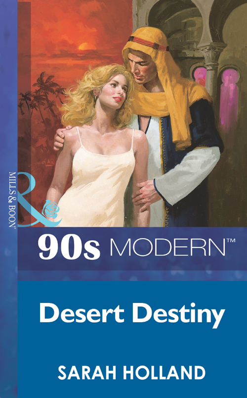Sarah Holland Desert Destiny цена
