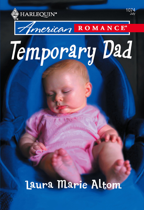 Laura Altom Marie Temporary Dad baby bump twins and triplets edition the