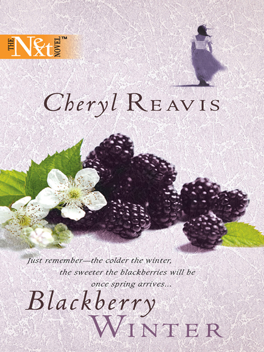 Cheryl Reavis Blackberry Winter my chickens and i