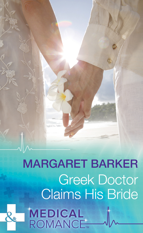 Margaret Barker Greek Doctor Claims His Bride