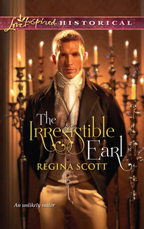 Regina Scott The Irresistible Earl a summer of drowning