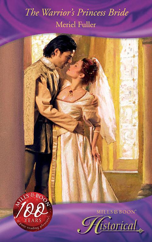 Meriel Fuller The Warrior's Princess Bride цена и фото