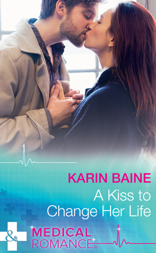 Karin Baine A Kiss To Change Her Life a kiss to kill
