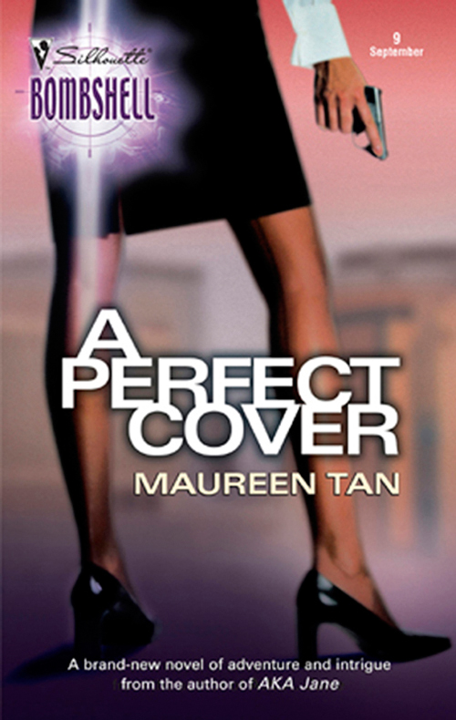 Maureen Tan A Perfect Cover ace lacewing bug detective the big swat