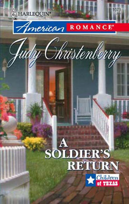 Judy Christenberry A Soldier's Return judy christenberry the rancher takes a family