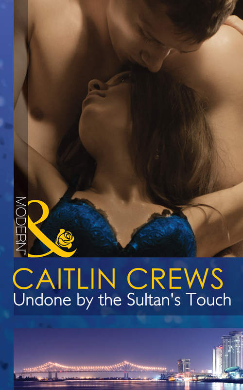 CAITLIN CREWS Undone by the Sultan's Touch khaled khaled liberte
