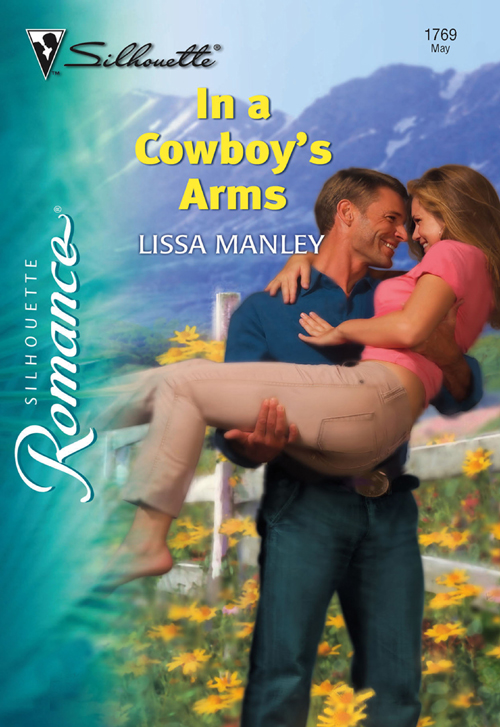 In a Cowboy\'s Arms ( Lissa  Manley  )