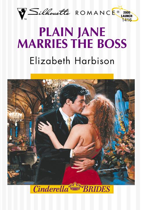 лучшая цена Elizabeth Harbison Plain Jane Marries The Boss