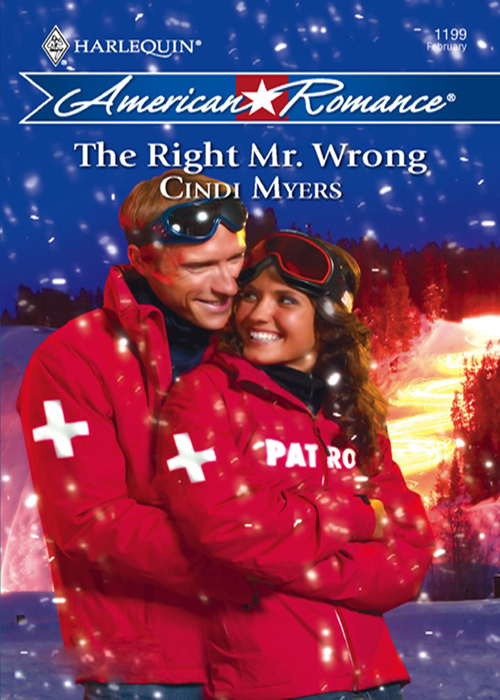 Cindi Myers The Right Mr. Wrong too good to be true