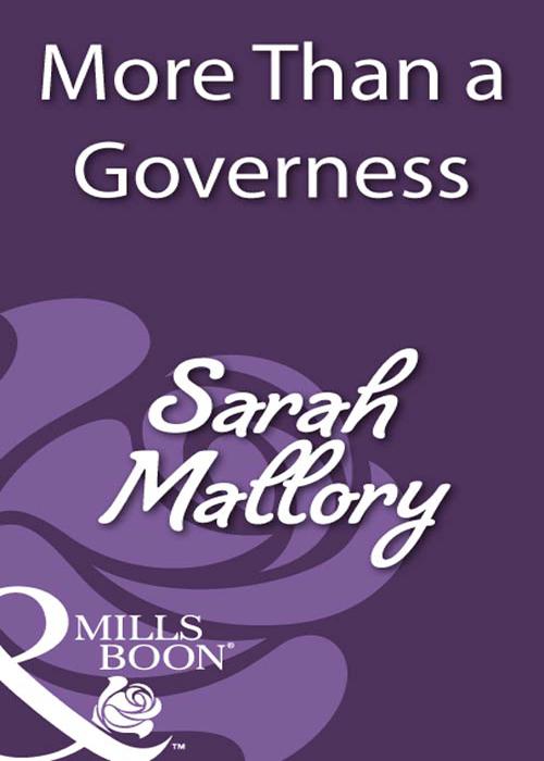 лучшая цена Sarah Mallory More Than a Governess