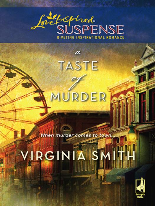 Virginia Smith A Taste of Murder delaney