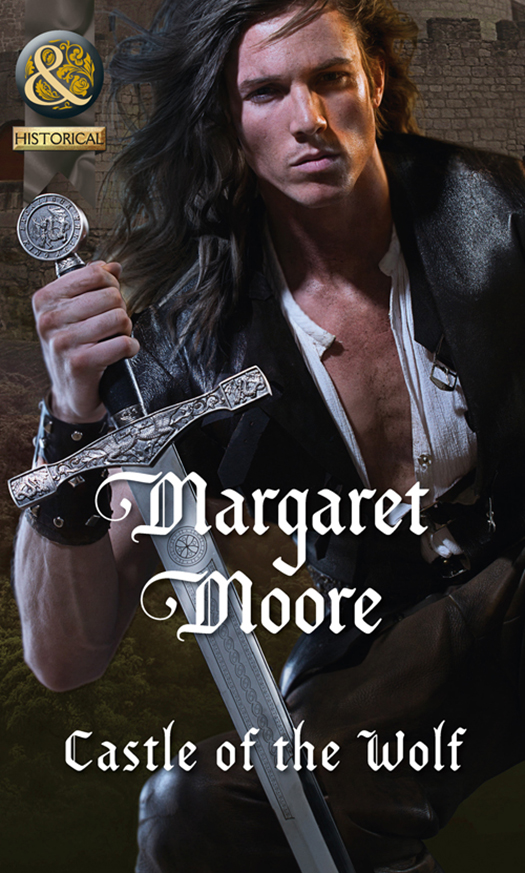цены на Margaret Moore Castle of the Wolf  в интернет-магазинах