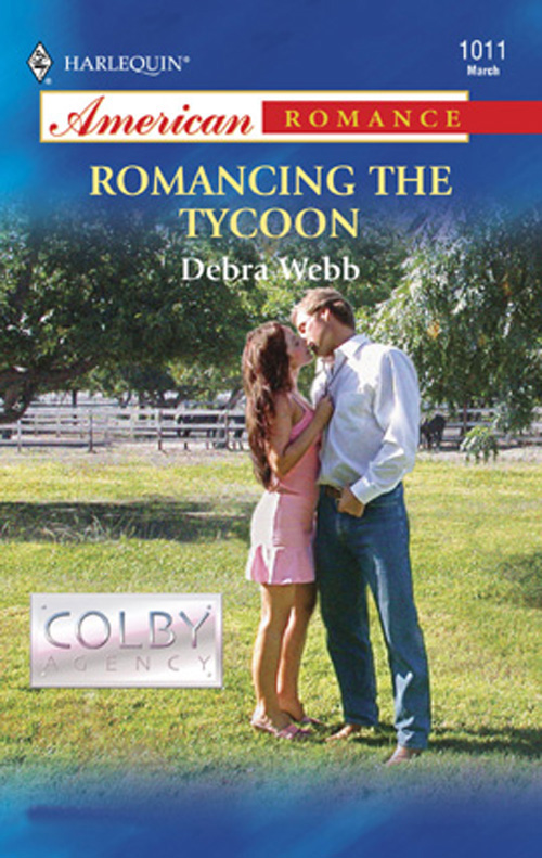 Debra Webb Romancing the Tycoon