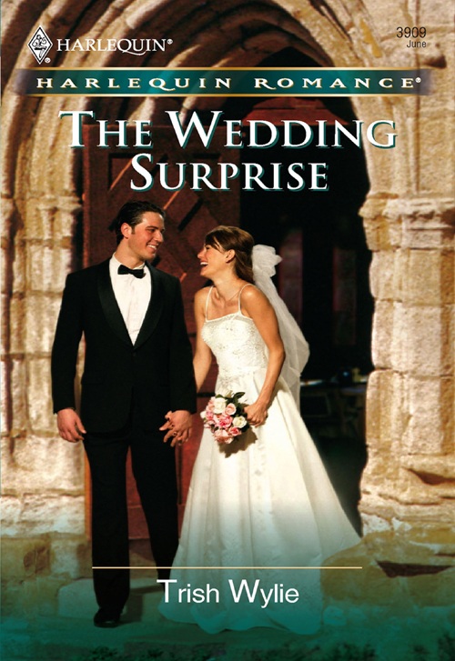 Trish Wylie The Wedding Surprise