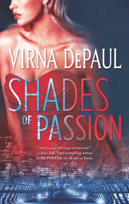 Virna DePaul Shades of Passion cd iron maiden a matter of life and death