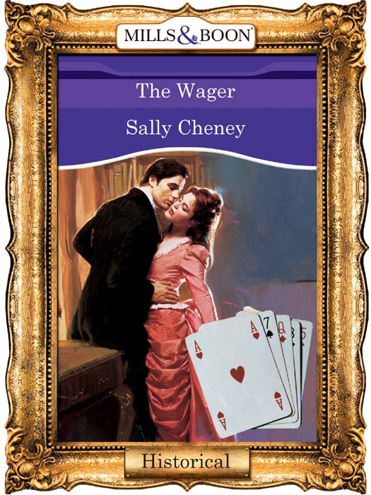 Sally Cheney The Wager