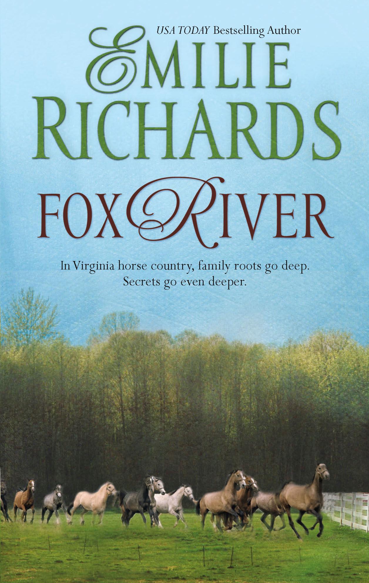Emilie Richards Fox River недорго, оригинальная цена