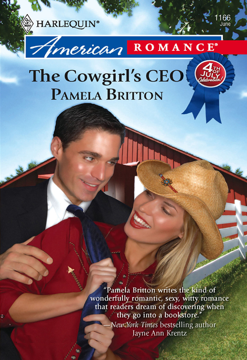 Pamela Britton The Cowgirl's CEO pamela britton a cowboy s angel