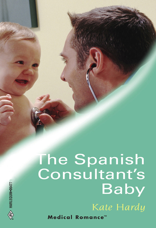 Kate Hardy The Spanish Consultant's Baby