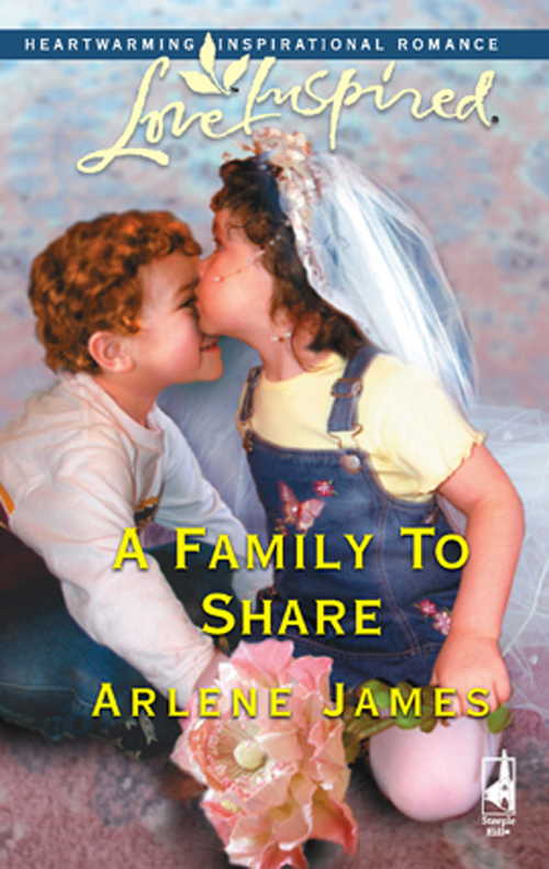 лучшая цена Arlene James A Family To Share