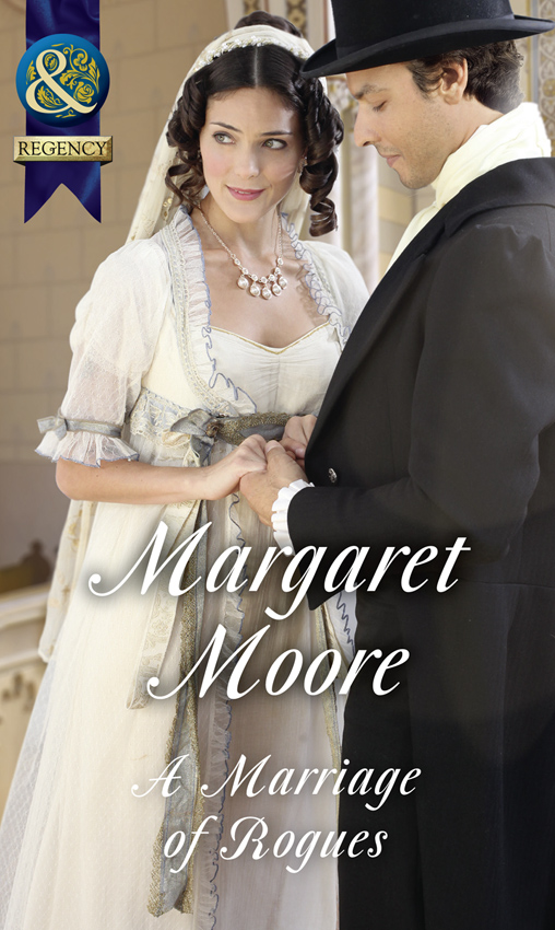 Margaret Moore A Marriage Of Rogues цена и фото