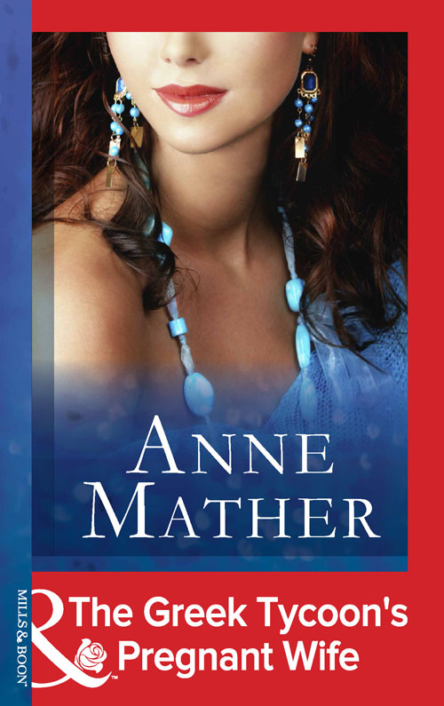 Anne Mather The Greek Tycoon's Pregnant Wife anne mather night heat