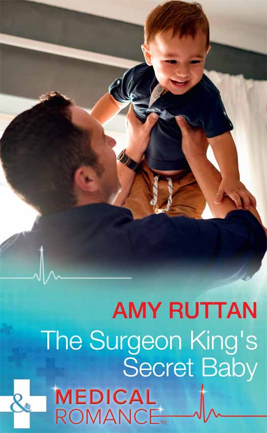 Amy Ruttan The Surgeon King's Secret Baby abigail gordon the surgeon s family wish