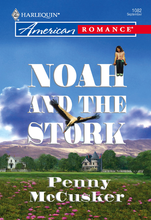 Penny McCusker Noah And The Stork erskine payne the eye of dread