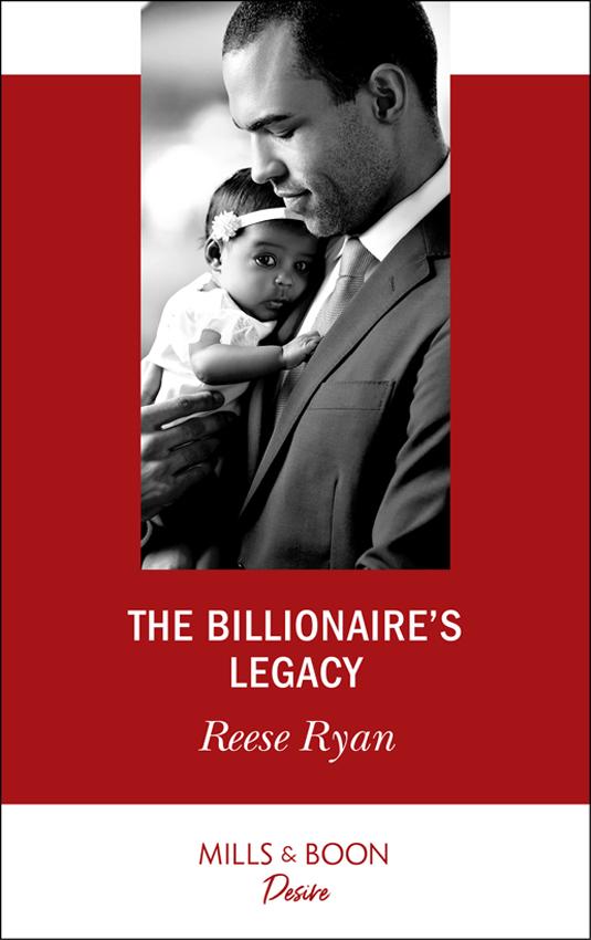 Reese Ryan The Billionaire's Legacy nan ryan the sheriff