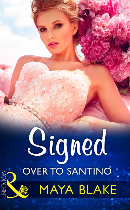 Maya Blake Signed Over To Santino maya blake innocent in his diamonds