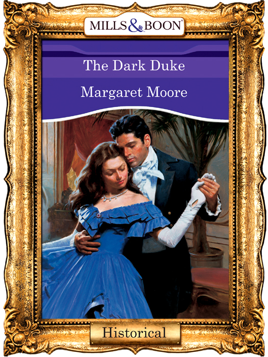Margaret Moore The Dark Duke paula determan the cry of a warrior