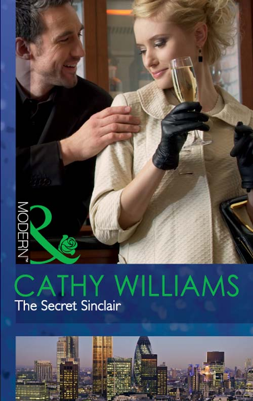 CATHY WILLIAMS The Secret Sinclair bolton sarah knowles famous men of science