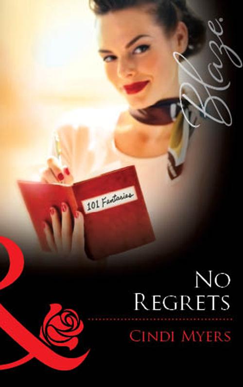 Cindi Myers No Regrets things that go vroom