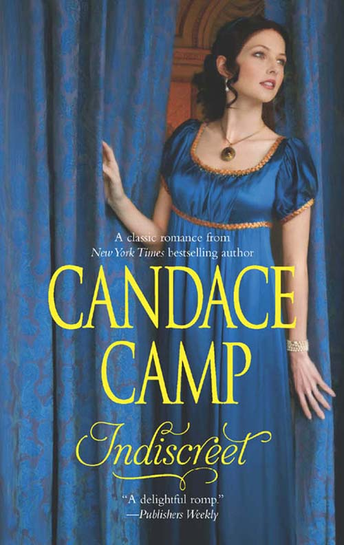 Candace Camp Indiscreet candace camp no other love