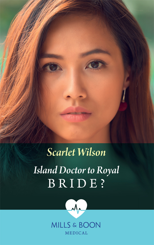 Scarlet Wilson Island Doctor To Royal Bride? tawny weber does she dare