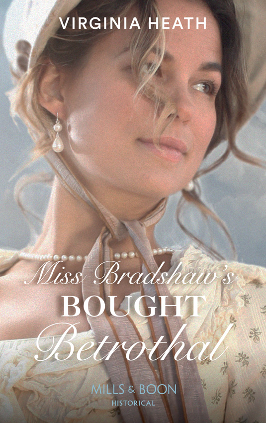 Virginia Heath Miss Bradshaw's Bought Betrothal virginia heath her enemy at the altar