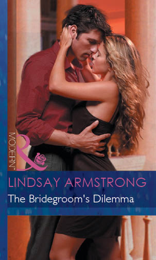 Lindsay Armstrong The Bridegroom's Dilemma