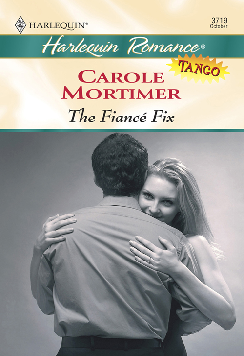 Carole Mortimer The Fiance Fix 80 page 9